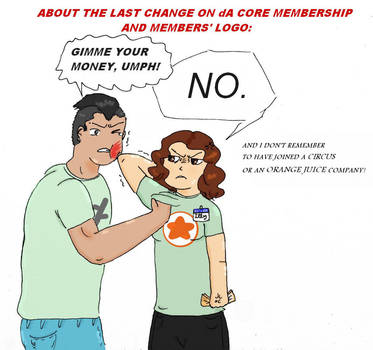 About core membership by IllyDragonfly