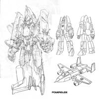 powerglide beyformeresque by Edenworld