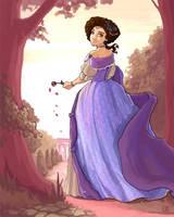 Queen of Hearts by om-nom-berries
