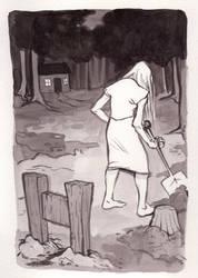 Buried by raddishh