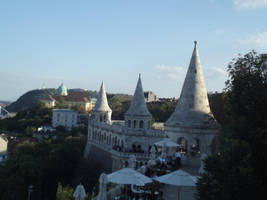 Budapest: Castle Hill #3 by jadedlioness