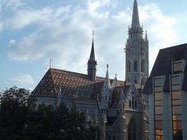 Budapest: Matthias Church #27 by jadedlioness