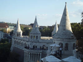 Budapest: Castle Hill #2 by jadedlioness