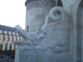 Budapest: Dragon by jadedlioness