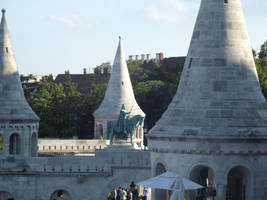 Budapest: Castle Hill by jadedlioness