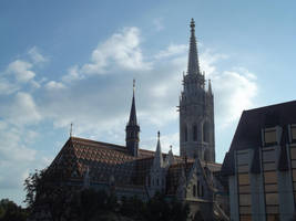 Budapest: Matthias Church #24 by jadedlioness