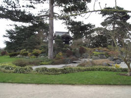 Kew Gardens: Japanese Garden #4 by jadedlioness