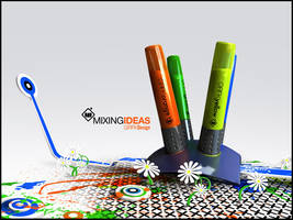 MIXING IDEAS III GRFK Colors by minimalminds