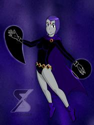 Raven by Slashser