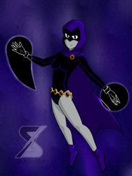 Raven (Hood) by Slashser