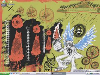 ZippoBoy und DoomMinnions WP by GrungeAntiHero