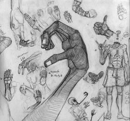 Anatomy test page by GrungeAntiHero