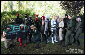 MGS Cosplay Group No.2 by S-lime