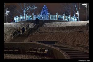 Winter Park by RavenNightWish