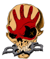 Five Finger Death Punch Logo by AWESOME-CReaToR-2008
