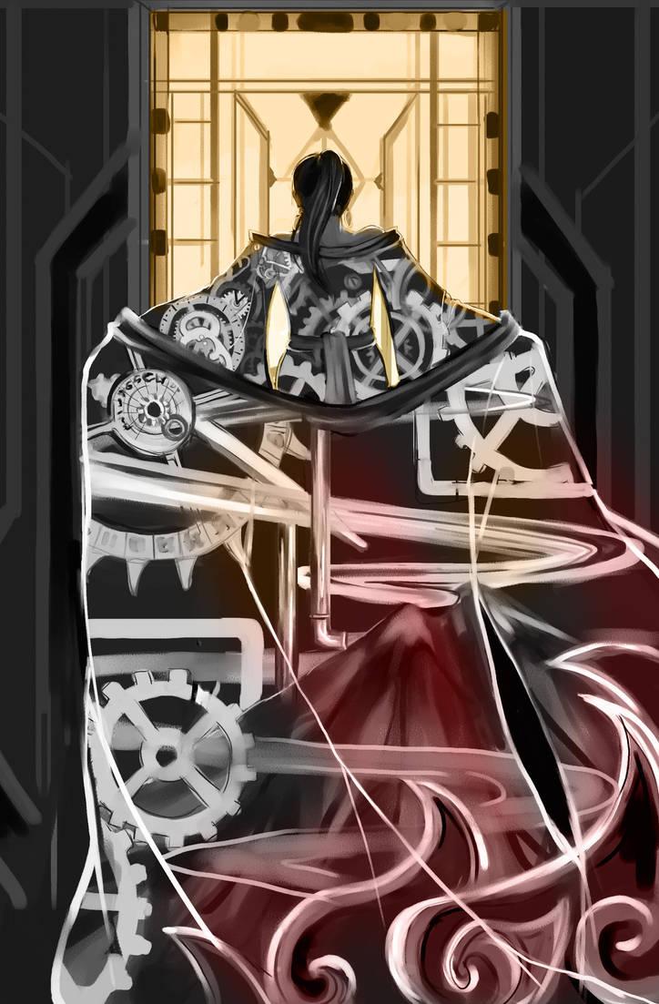PN - Steampunk WIT concept by FirenzeAllyster