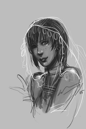 Sketch by FirenzeAllyster