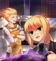 Kin Kitchen by warinmon