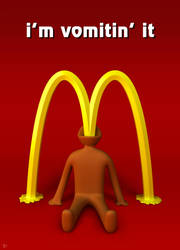 McDonald's - I'm loving it by Pushok-12