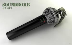 Sound bomb 3 by Pushok-12