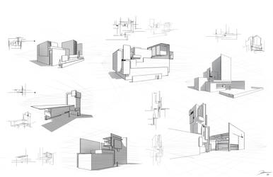 Architecture Concepts Minimalist? by pk87