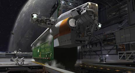 WM Ship by pk87