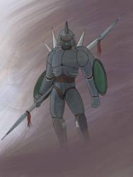 Lance/spear by Firior