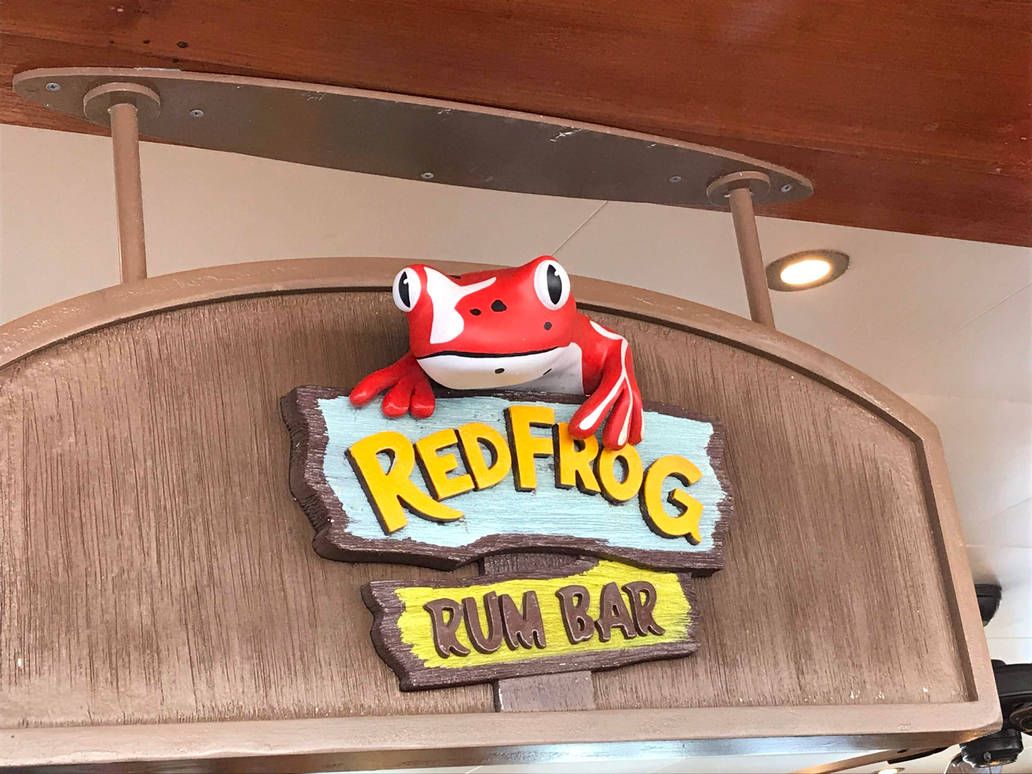 Redfrog Rum Bar by Yumkim