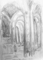 Tallinn: orthodox church I by Starsong-Studio