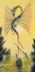 Earthsea: Dragon's Run by Starsong-Studio