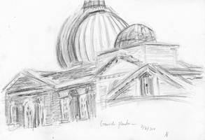 Greenwich observatory by Starsong-Studio