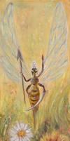 Queen Bee by Starsong-Studio