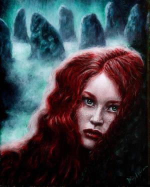 An Immram - The Voyage by Gwillieth