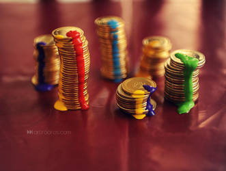 I color my money by raoros