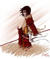 Kabuki by AgentRedd