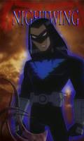 Nightwing, GO by maXVolnutt