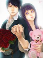 SasuHina: Valentine's Day by kurochii