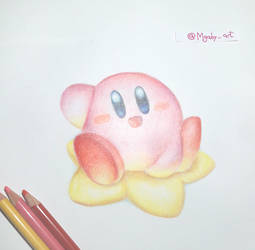 Kirby by mariag2002