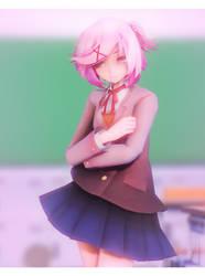 natsuki. by Beemz-P
