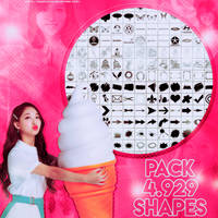 Pack Shapes | ByunCamis by fairyixing