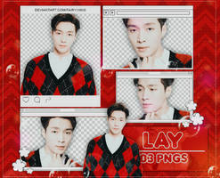 [PNG PACK #948] Lay - EXO (iHeartRadio) by fairyixing
