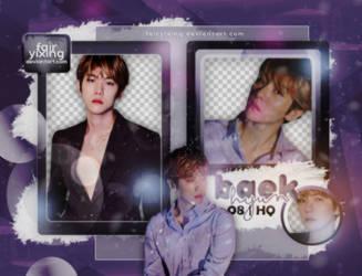 [PNG PACK] BAEKHYUN - EXO(Seasons Greetings 2019) by fairyixing