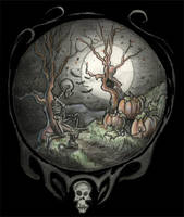 halloween by aeon-snowdragon