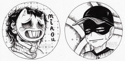 OFF badges by mitani-chan