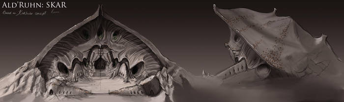 Skar Skywind Concept art by Ravanna7