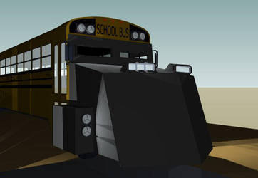 Armored bus WIP-preview 1 by Bigfoot-Ti