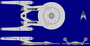 NX Class AU Multi View by kavinveldar