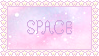 Space stamp by HerMajestiesCoding