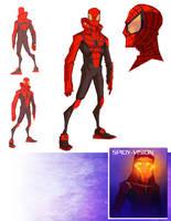 PR: Spider-man Redesigned by Zeigler