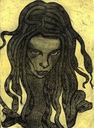 Medusa 2 by Heather8